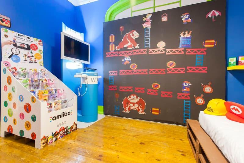 Nintendo Super Mario Airbnb Rental