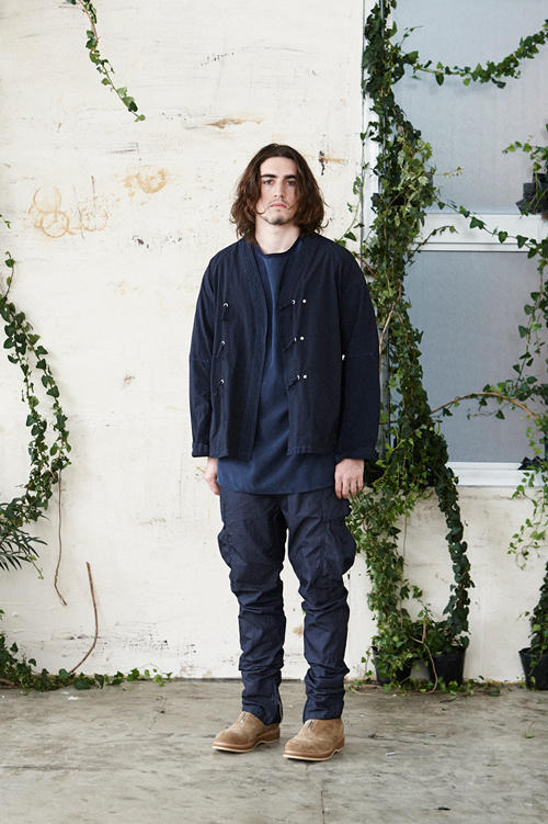 nonnative Spring Summer 2017 beer bread shellfish