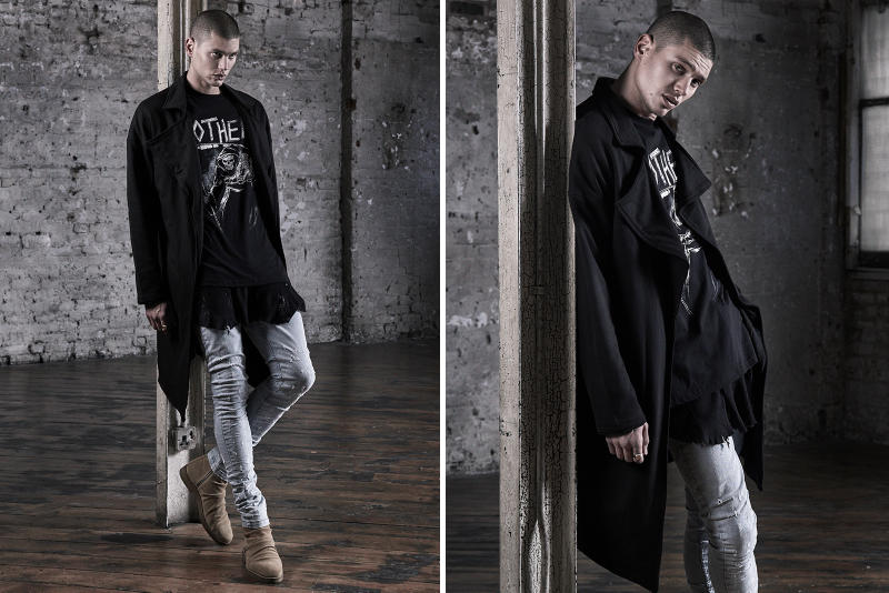 other uk 2016 fall winter liberty collection leather jacket sherpa hoodie
