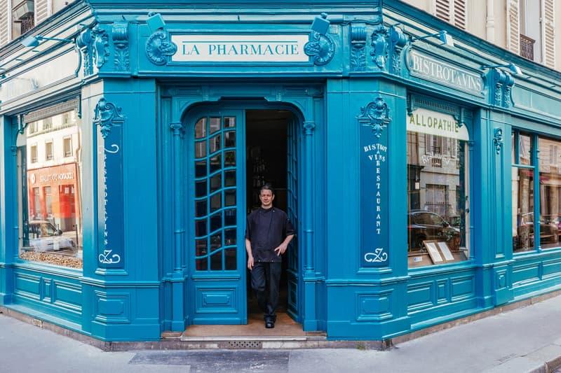 Paris Storefronts