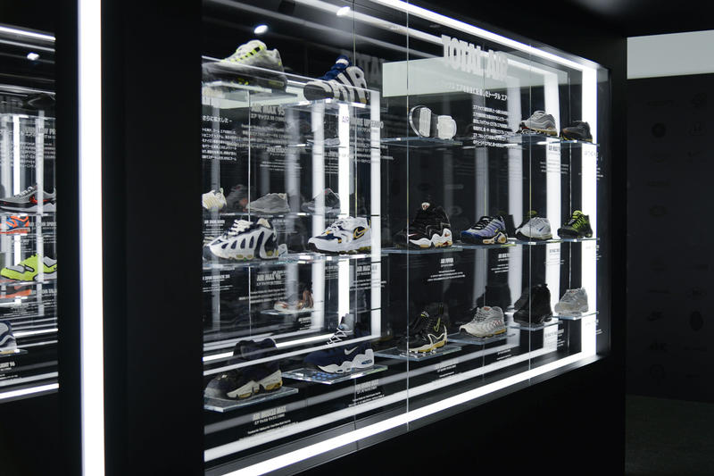 POSSIBILITY OF AIR Nike Tokyo Design Week 2016 Pictures