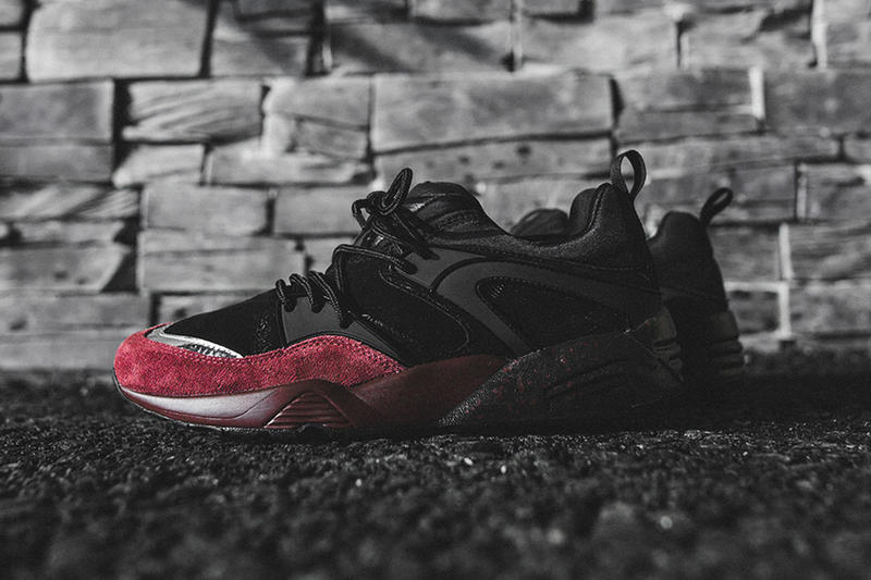 PUMA Blaze of Glory Halloween Pack Vampires black red trick or treat blood trick or treat