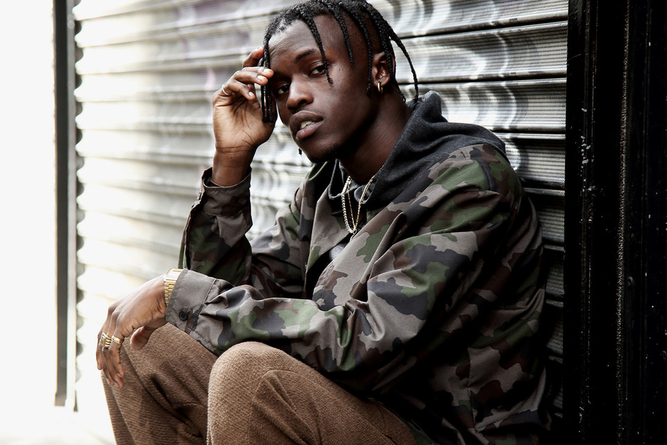"Rabbithole London Presents Its ""Grey Area"" Lookbook"