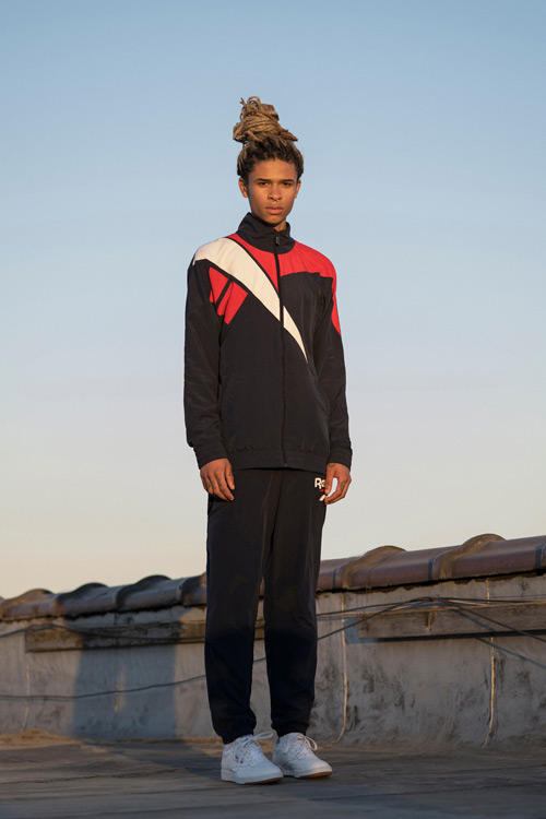 Reebok Classic Vector Collection 2016 fall/winter red white blue