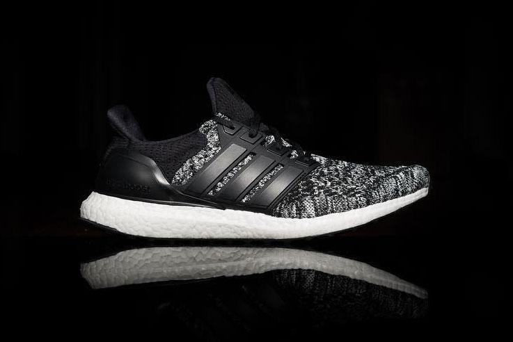 Reigning Champ x adidas UltraBOOST Preview black white primeknit