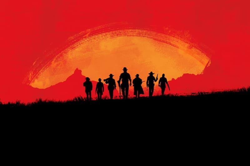 Rockstar Red Dead Tease