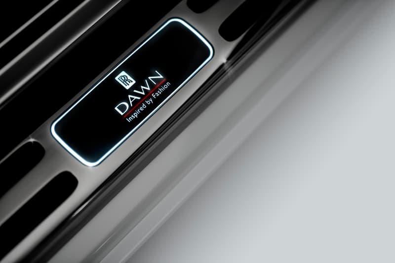 Rolls Royce Dawn Inspired By Fashion Vehicle Lookbook Cars Luxury