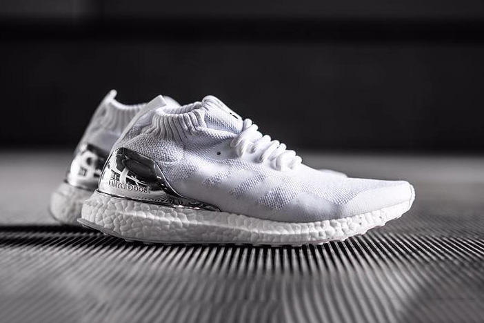 Ronnie Fieg adidas Ultra Boost Mid White