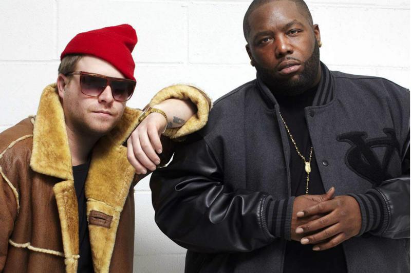 "Run The Jewels Share New Single, ""Talk to Me"""