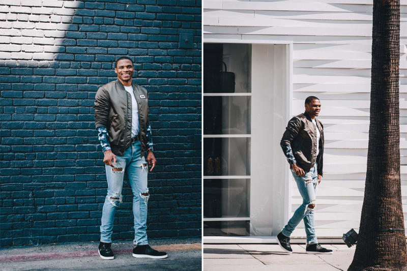 Jordan Westbrook 2 Lookbook