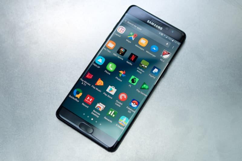 Samsung Galaxy Note 7 Sale Hong Kong China