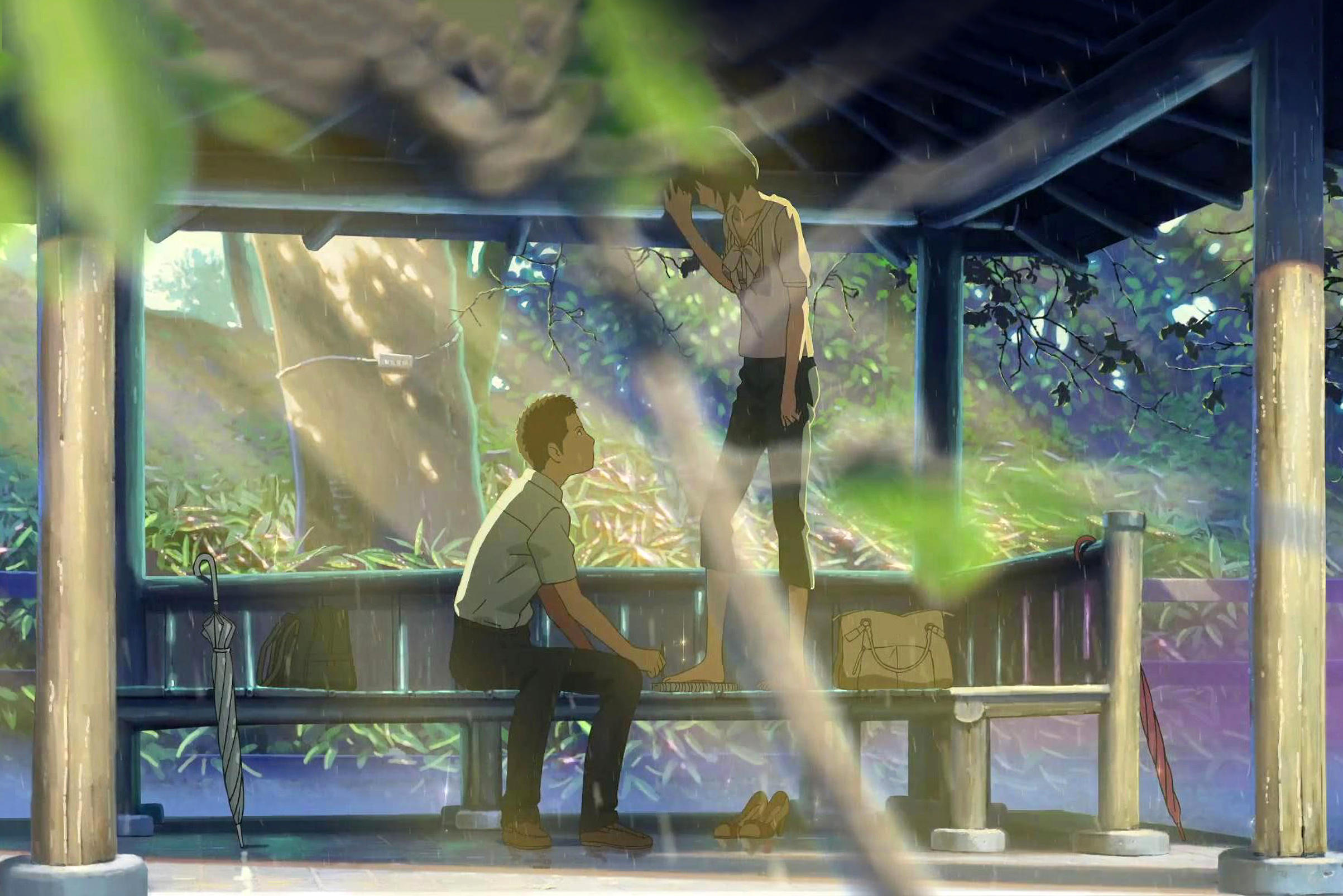 10 Anime Films You Should Watch If You Like Studio Ghibli 5 Centimeters Per Second A
