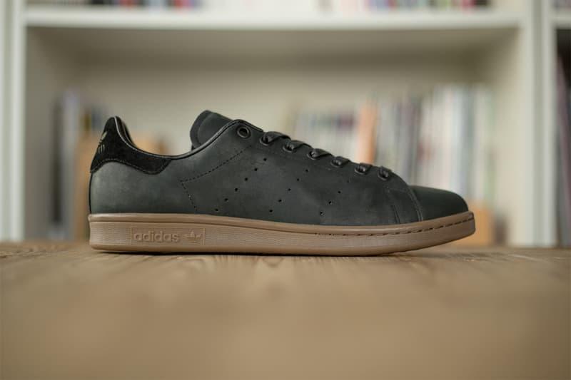 new arrival 00884 da544 size? adidas Stan Smith Winterised | HYPEBEAST
