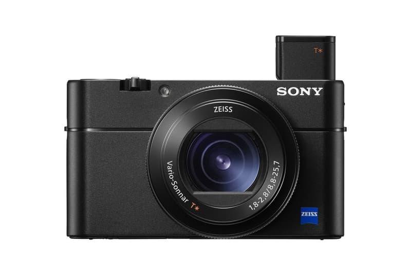 Sony RX100 Mark V