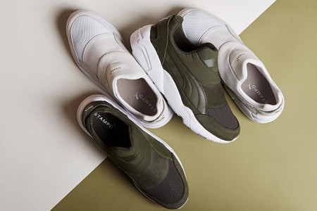 Stampd and PUMA Drop Newest Collection of Sneakers