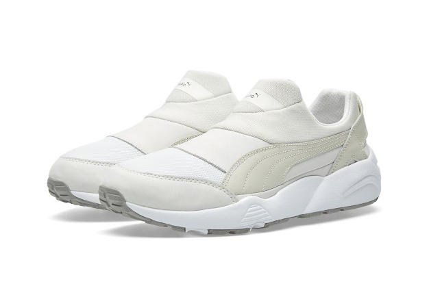 Stampd and PUMA States Trinomic Sock Blaze of Glory