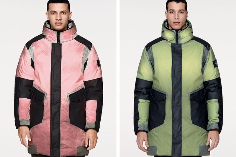 Stone Island Limited Edition Ice Jacket