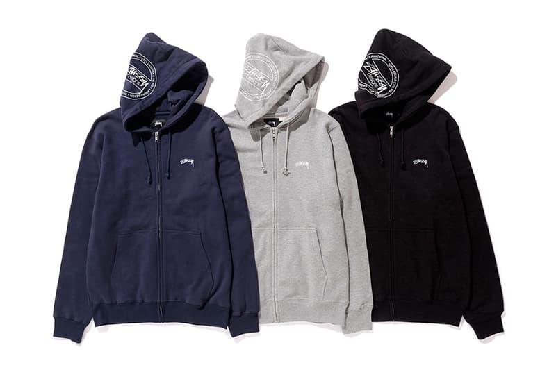 Stüssy 2016 Fall drop jackets swetshirts hoodies