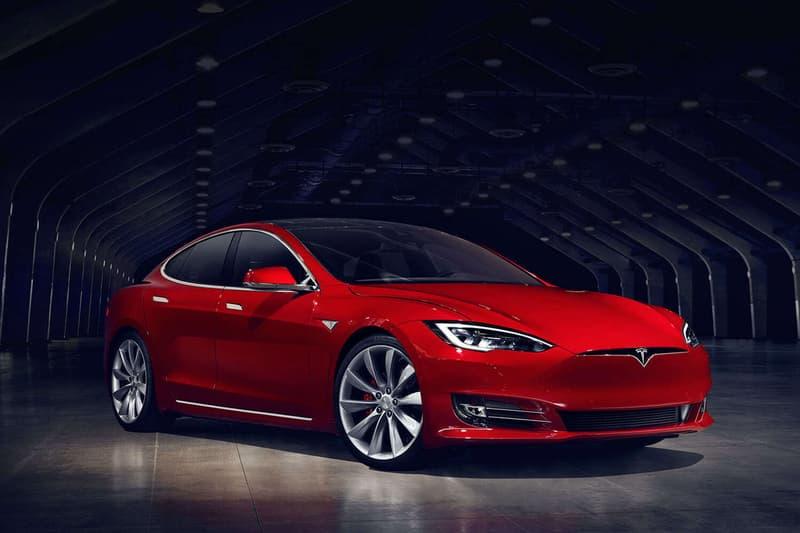 Tesla Model S Bestselling U.S. Luxury Sedan