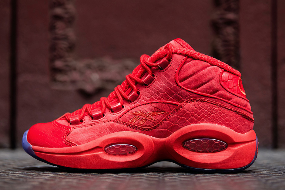 caca4b6bfdd Teyana Taylor s Reebok Question Collaboration Will Finally Release This Week