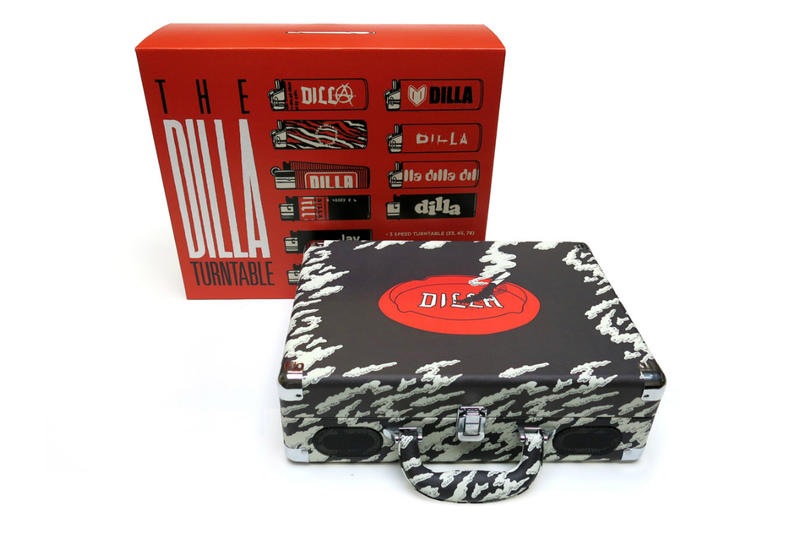 "J Dilla's Estate to Release an Exclusive ""Dilla Turntable"""