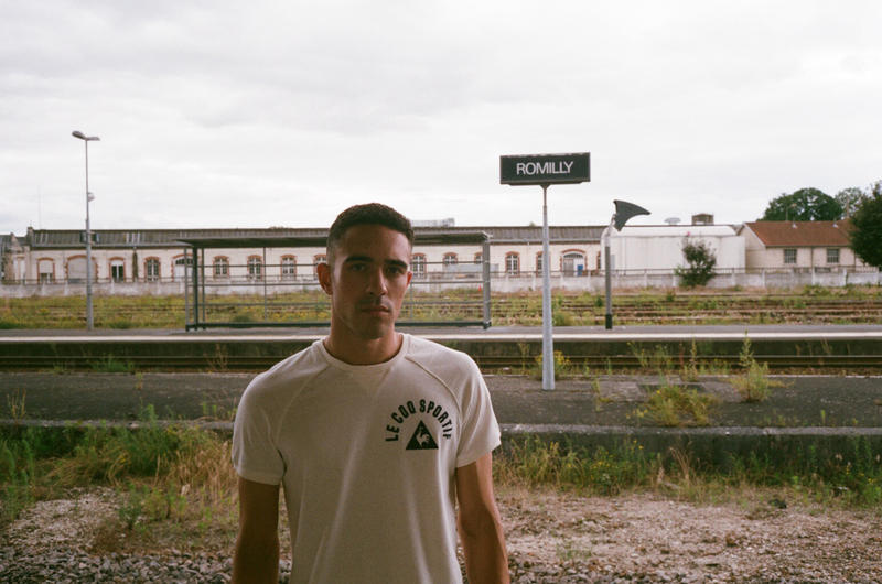 The Rig Out And le coq sportif Molton Superieur Collection lookbook