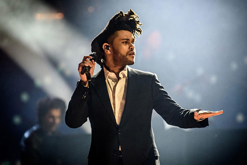 The Weeknd 'Legend of the Fall' Tour Dates concert