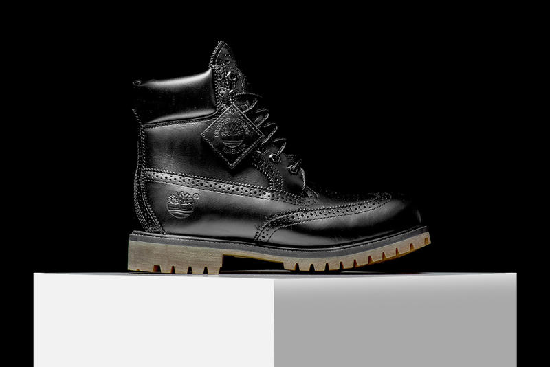 Timberland Premium Brogue Waterproof Boot