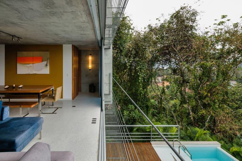 Ubatuba House Brazil Interior Design Architecture
