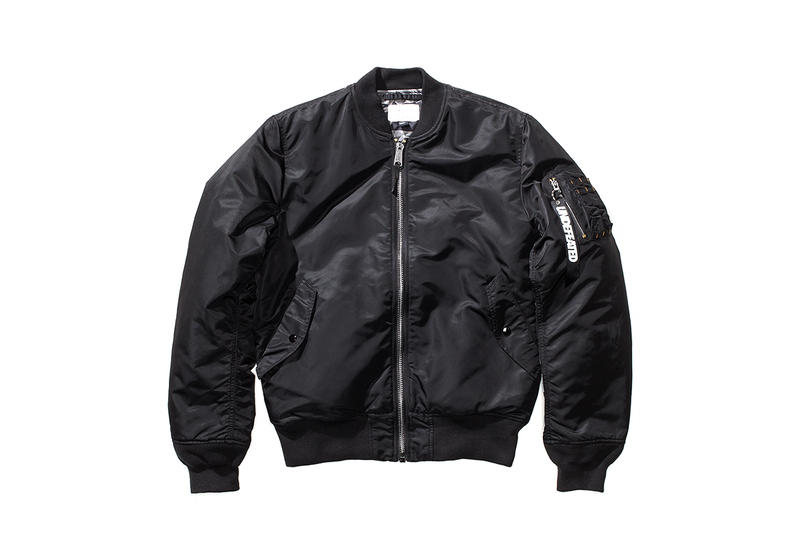 UNDEFEATED Alpha Industries MA 1