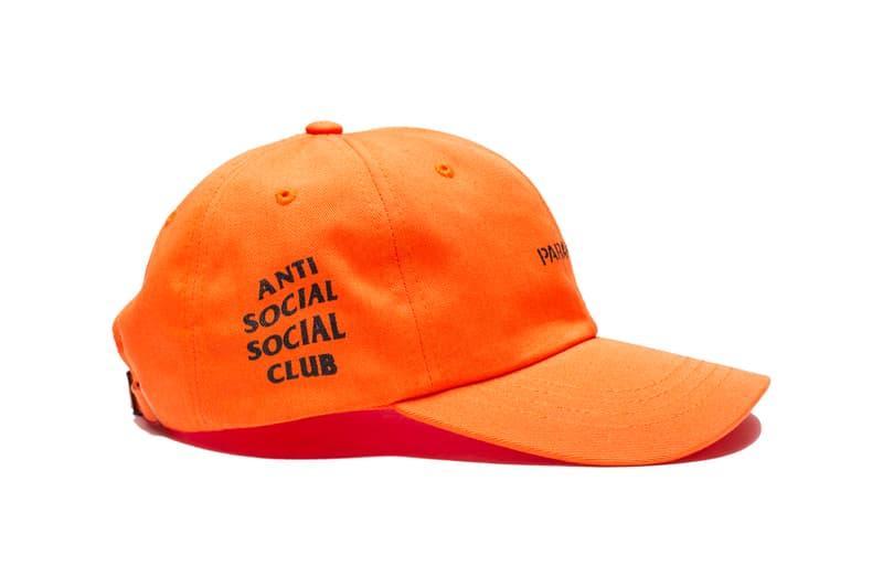 UNDEFEATED ANTI SOCIAL SOCIAL CLUB Collaboration