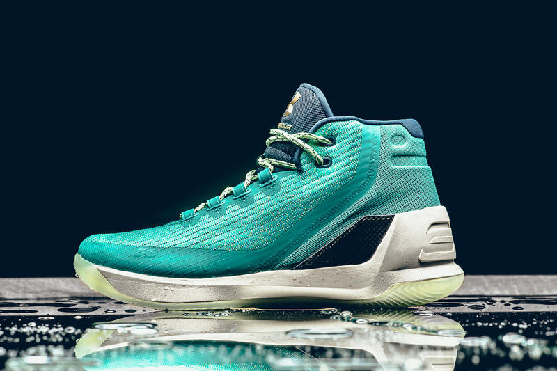 Under Armour Curry 3 Reign Water