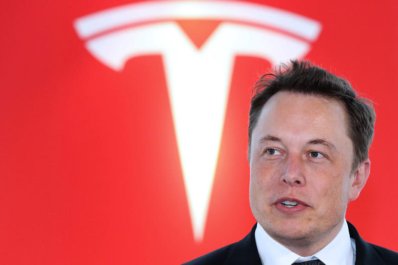 Unexpected New Tesla Product elon musk