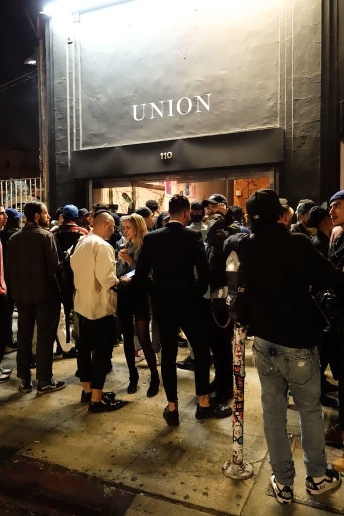 Union x ROKIT New Collection Launch Party Recap
