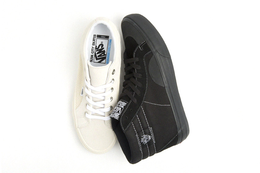 2f944b86818 Slam City Teams up With Vans to Celebrate History
