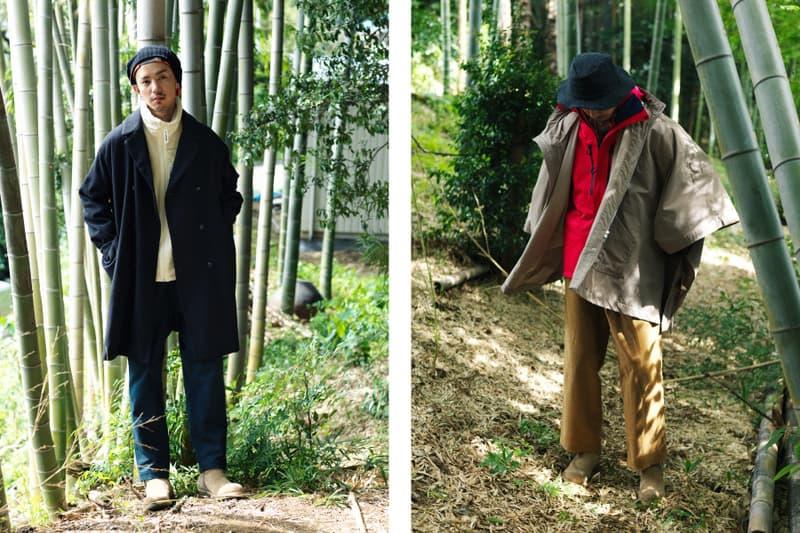 Vendor 2016 Fall Winter Editorial bamboo forest nonnative
