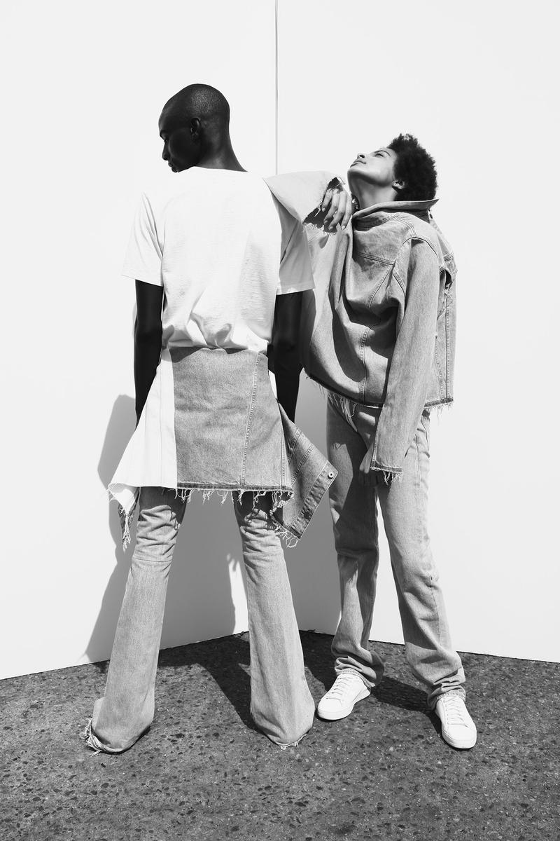 OFF-WHITE x Levi's Made & Crafted Collaboration