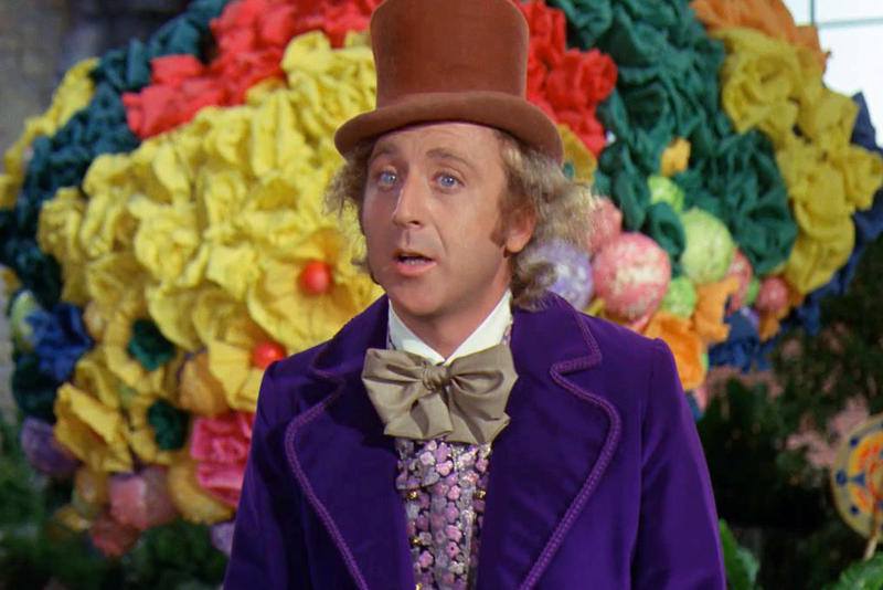 Willy Wonka Prequel in the Works Movies Films Roald Dahl Estate Gene Wilder Charlie and the Chocolate Factory Warner Bros.