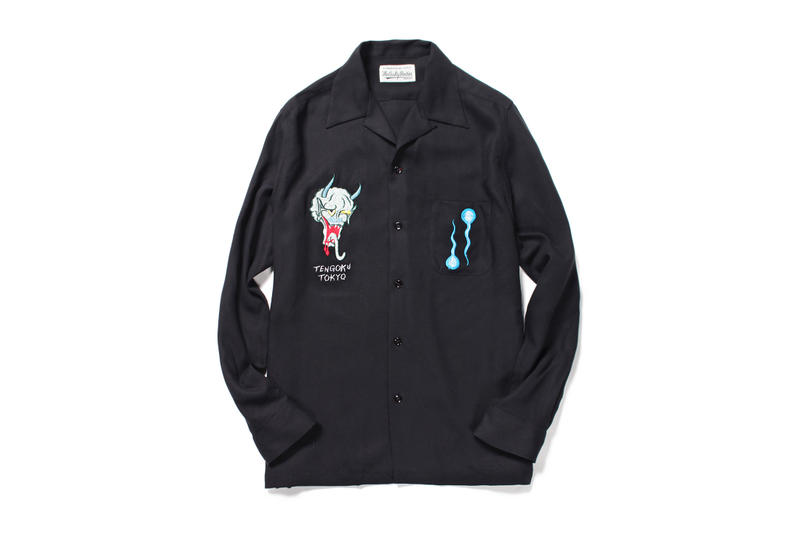 WOLF'S HEAD x WACKO MARIA 2016 FW jackets
