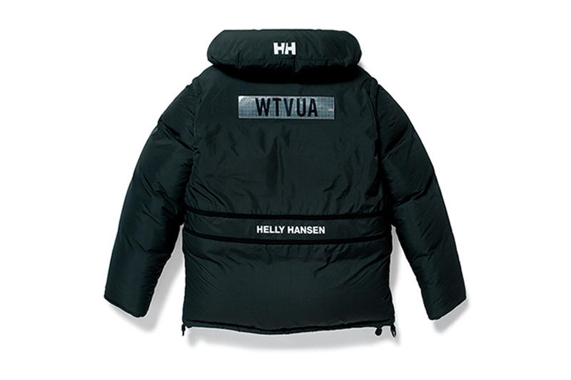 WTAPS x Helly Hansen 2016 Fall/Winter Capsule