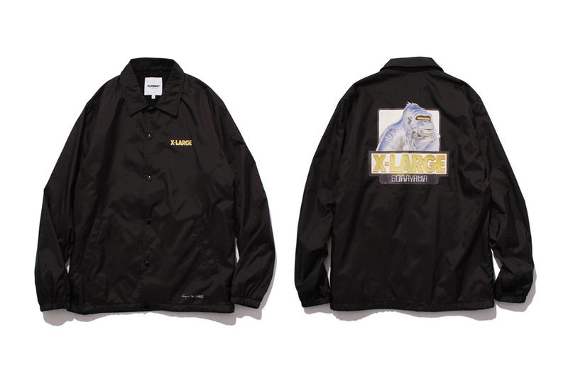 XLARGE Hajime Sorayama Collection