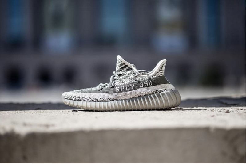Kanye West adidas Originals Yeezy Boost 350 V2 All Grey