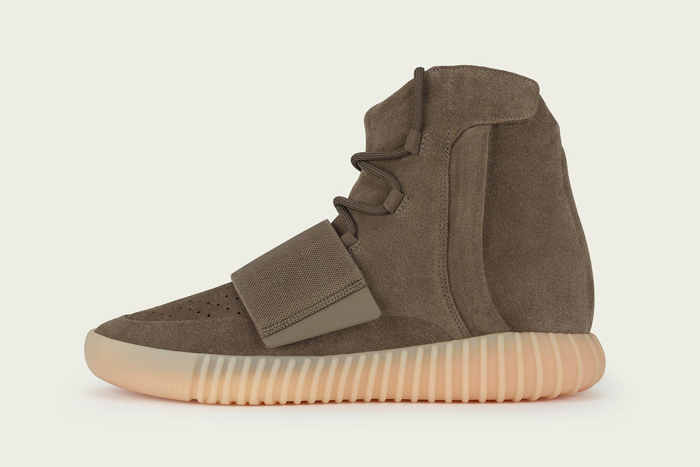 adidas Yeezy BOOST 750 Brown Official Store List Retail