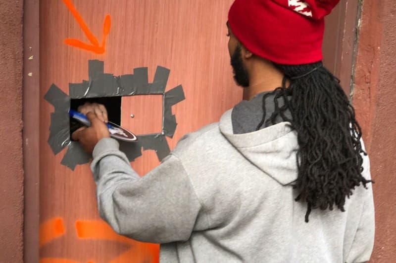 Yeezy Light Brown Backdoor Sneaker Shop Video adidas Originals Kanye West Sole Collector