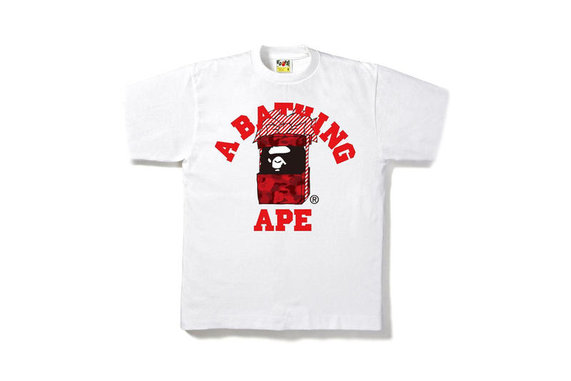 9deaf64c A Bathing Ape 2016 Holiday T-Shirt Capsule   HYPEBEAST