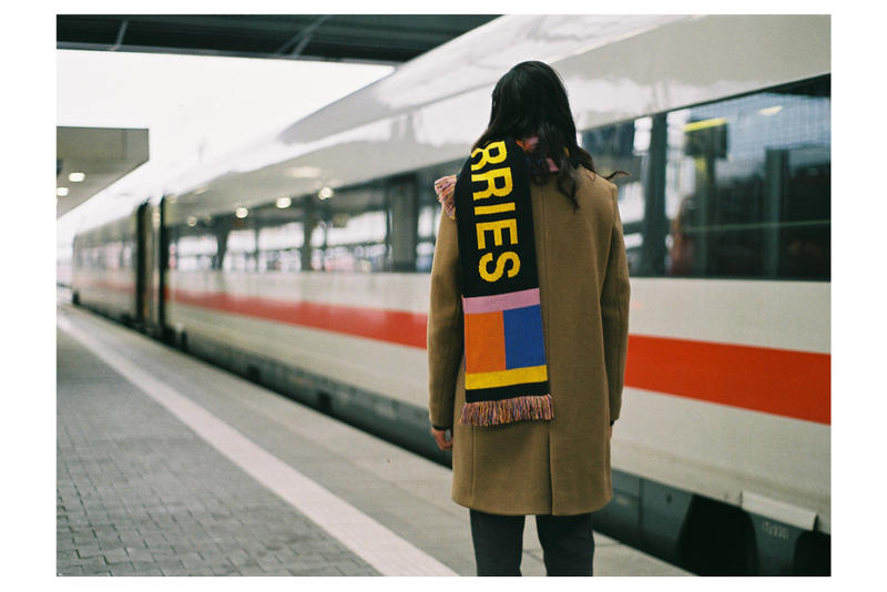 A Kind of Guise Celebrates Anniversary with 2016 Limited Edition Scarves Munich Germany Football