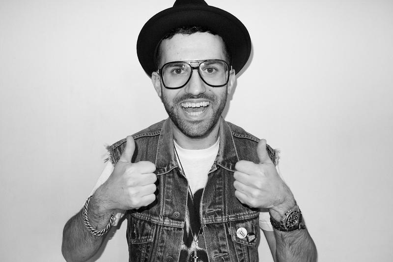 A Trak Drops Music Heals Mix for Those Post Election Day Blues Music Canada DJ Chromeo