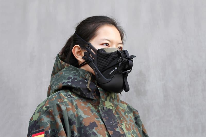 ACRONYM NikeLab Air Presto Mid Face Mask Zhijun Wang