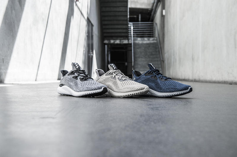 timeless design e9682 a64b1 adidas AlphaBOUNCE Engineered Mesh Release Date