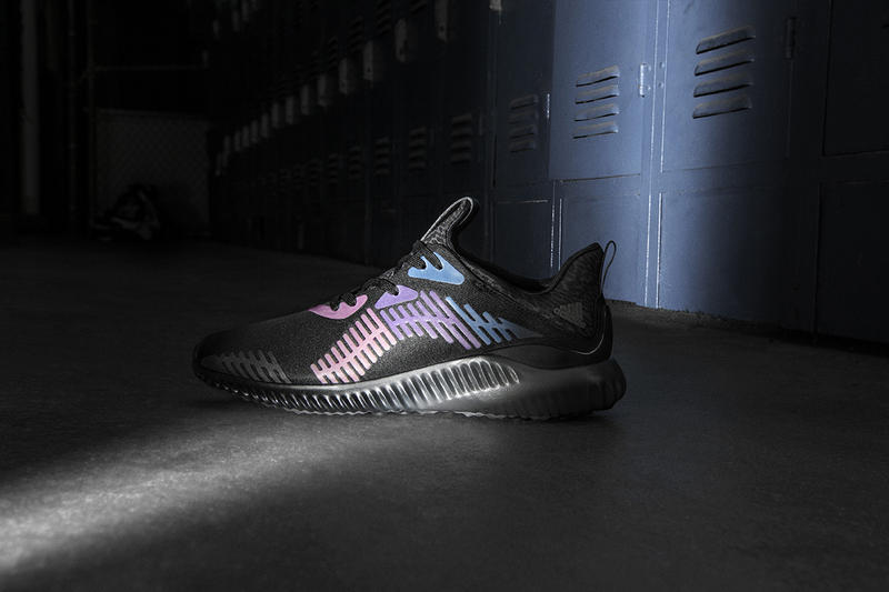 b211ec489 adidas Gives the AlphaBOUNCE the XENO Treatment for Black Friday ...